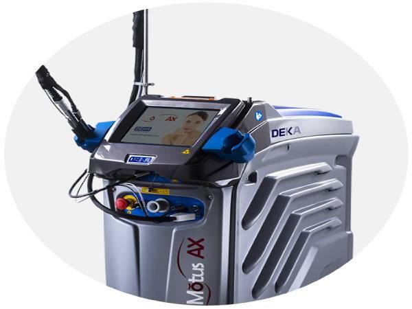 دستگاه لیزر الکساندرایت دکا