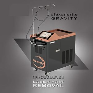 دستگاه لیزر الکساندرایت گرویتی