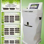 فروش مستقیم دستگاه کربوکسی تراپی